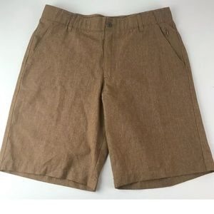 3781e6947d6 Mens Swiss Tech Shorts Peak Technology Size 32